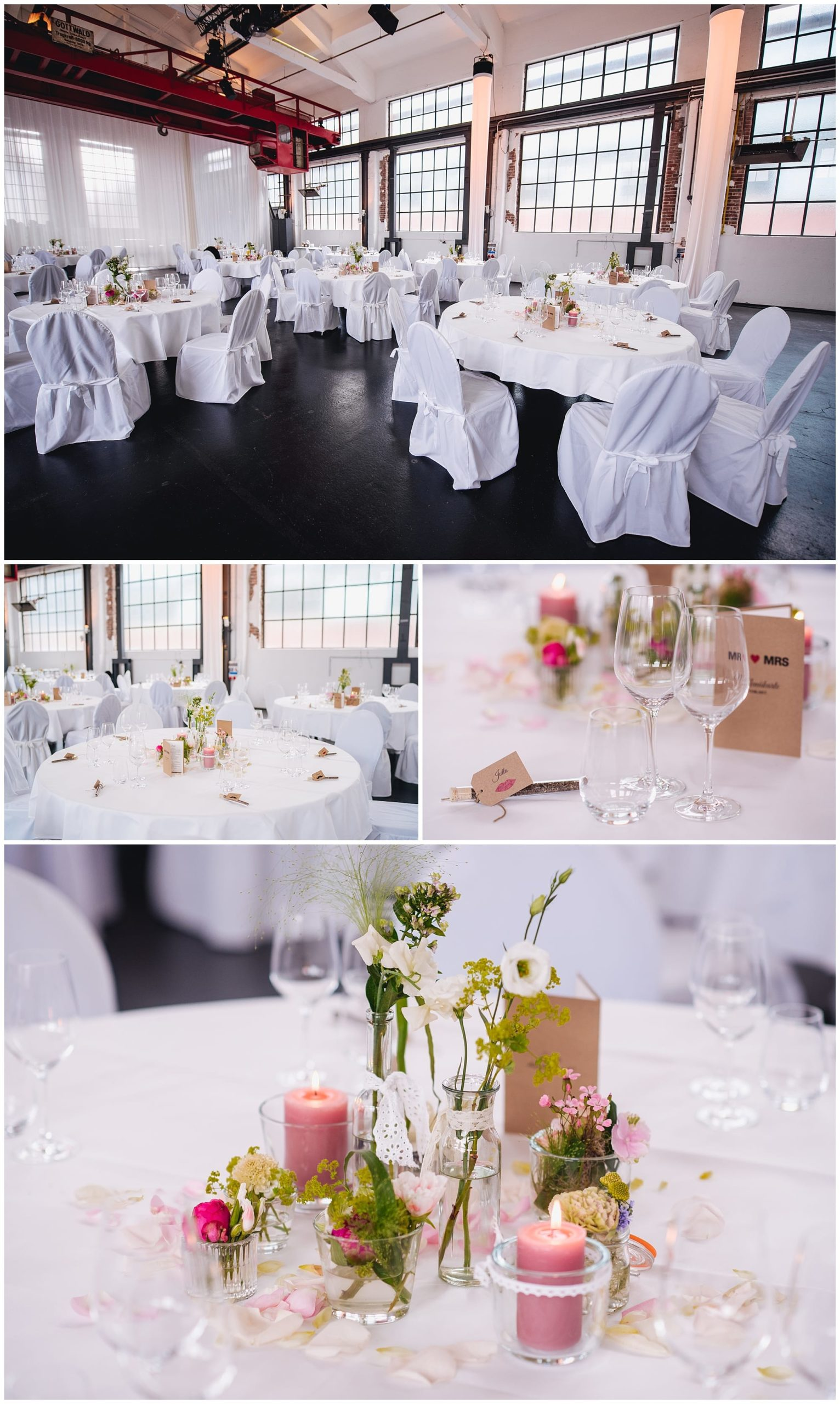 Hochzeit Areal Boehler - Christina Louise Photography